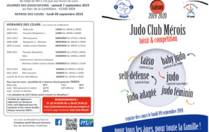 Dossier inscription saison 2019 2020